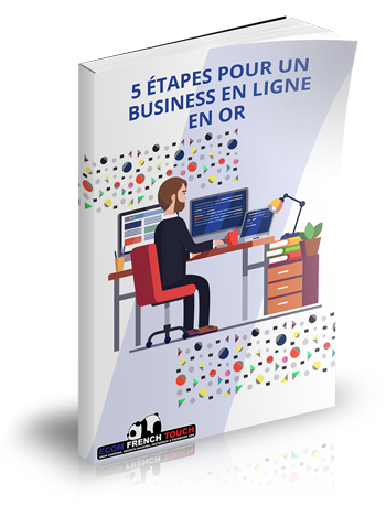 5 étapes pour un business sur le web en OR