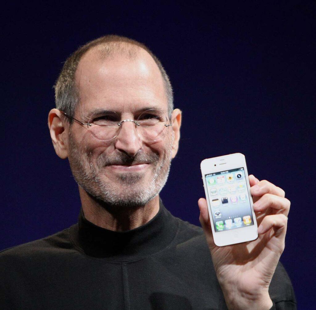 Steve Jobs, entrepreneur libre